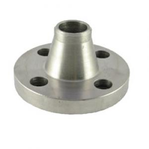 Flange 150Lb Weld Neck Raised Face,  Schedule 80S,  25Nb, Grade 2205