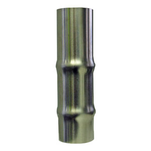 Hose Tail  25.4mm   Double 316