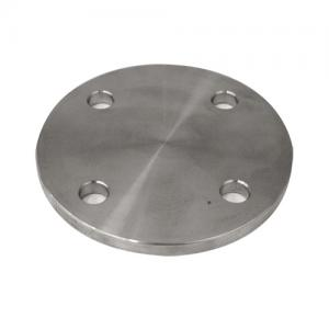 Flange Table E Blind 100Nb, Grade-304