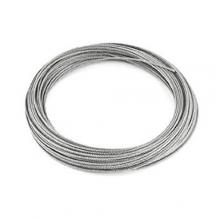 Wire Rope (1x19) Grade 316, 3.2mm, 50 Metre Length