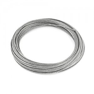 Wire Rope (1x19) Grade 316, 3.2mm, 305 Metre Length (Full)